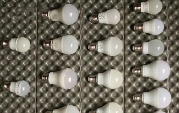 国际三大巨头led球泡灯测试数据分析 led照明 ofweek社区 高清图片