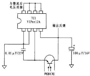 图4 viperl2a电路