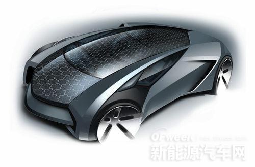 揭秘汉能太阳能全动力汽车