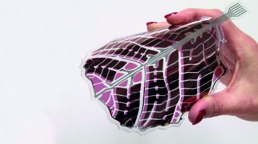 柔性太阳能电池板
