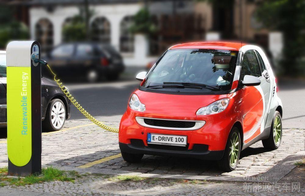 北汽新能源重磅出击 誓克汽车充电难题