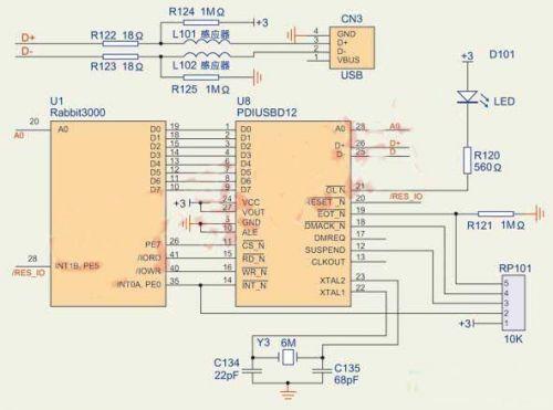 电路 电路图 电子 原理图 500_371
