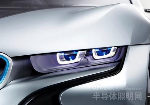 led汽车大灯技术解析:激光/led灯/oled灯/氙气灯