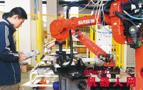 从ABB手里抢订单 新松机器人底气与自信哪里来?