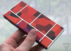 谷歌模块化手机新原型曝光:下半年将试点销售