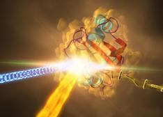 研究人员用X光拍出了最高分辨率的蛋白质图像