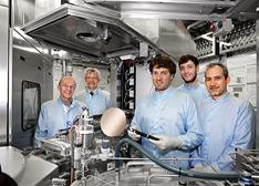 欧洲制造用于光学数据传输的IV族激光