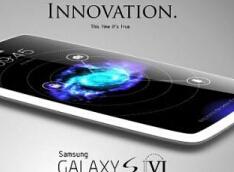 塑料机换钢板:三星GALAXY S6 配置外形设计大曝光
