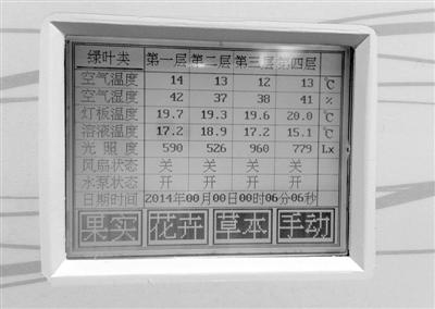"""""""智能家庭植物栽培系统""""亮相""""农高会"""""""