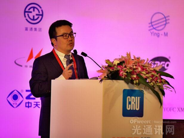"""我国光纤产业展示全球影响力 未来""""用技术换市场"""""""
