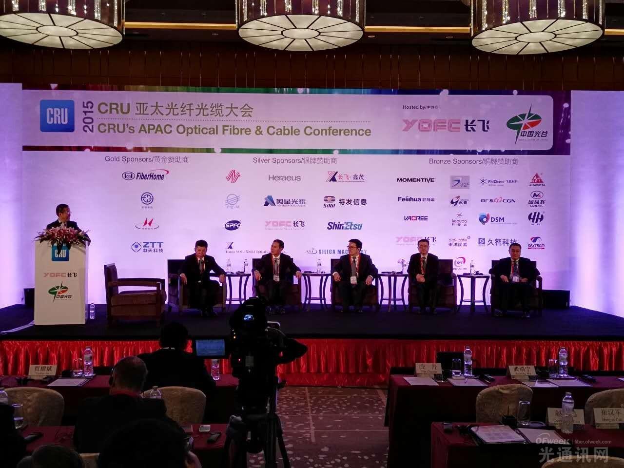 """""""走出去""""的中国技术  我国光纤光缆产业大踏步发展"""
