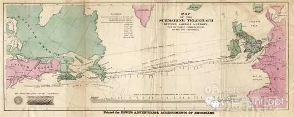 """探索90万公里海底光缆的故事:构建全球""""宽带""""互联网"""