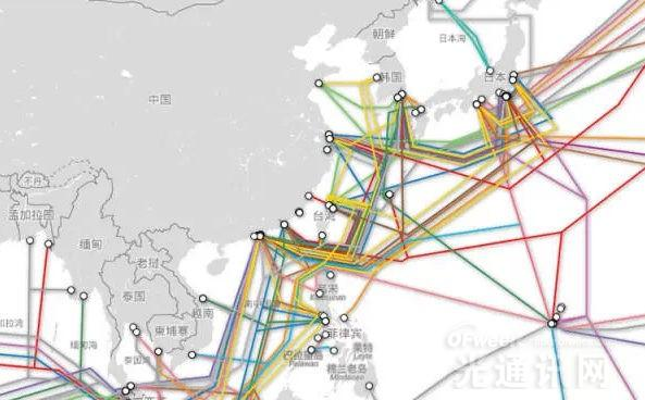 华为海洋缘何能屡屡斩获海底光缆国际大单?