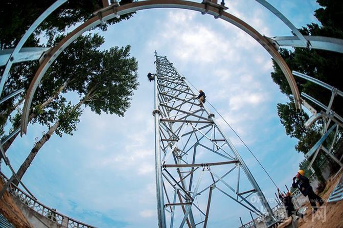 山东铁塔一周年纪实: 铁塔建设交付全国领先