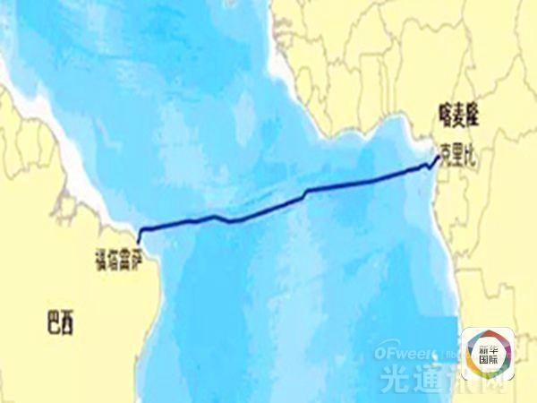 华为凭什么进军海底光缆国际市场?
