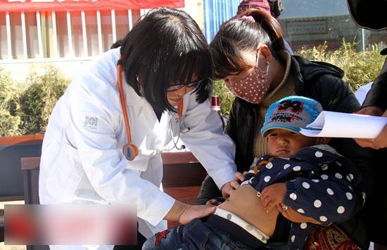 西藏2万新生儿将免费检测遗传代谢病