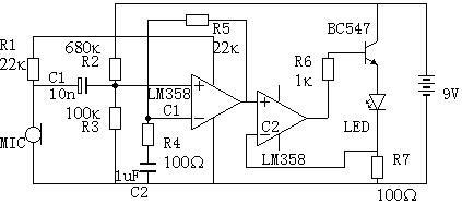 2,光电接收器电路板:   在接收器电路板上通过光电检测器把光纤传输的