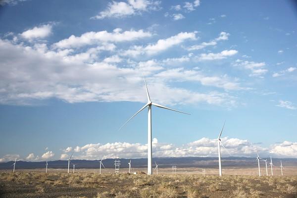 风电助力达茂旗绿色经济发展