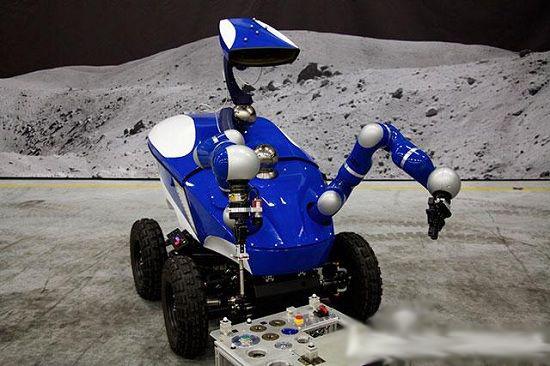 宇宙探索重大突破 外太空遥控机器人诞生