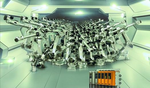 10000台柯马机器人装备了贝加莱控制技术
