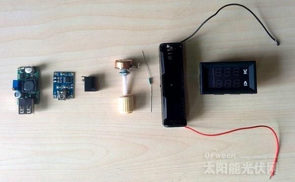 充电器二极管接线图
