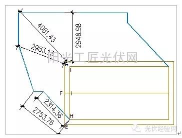 深入v阴影:阴影光伏系统屋顶计算(二)cad0图层无法删除图片