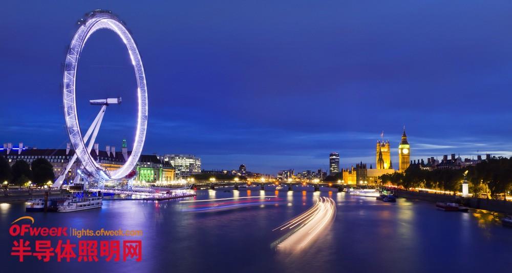 GE资助英国LED照明设计大赛
