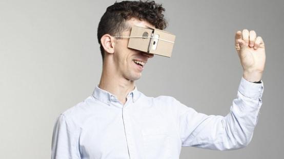 谷歌纸板眼镜才是VR未来?