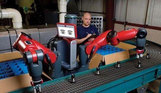 如何构建与人类协作的工业机器人