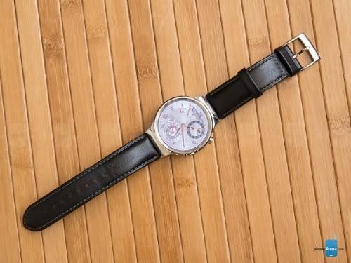 高逼格高颜值 华为Watch评测:凭啥比moto 360二代贵那么多?
