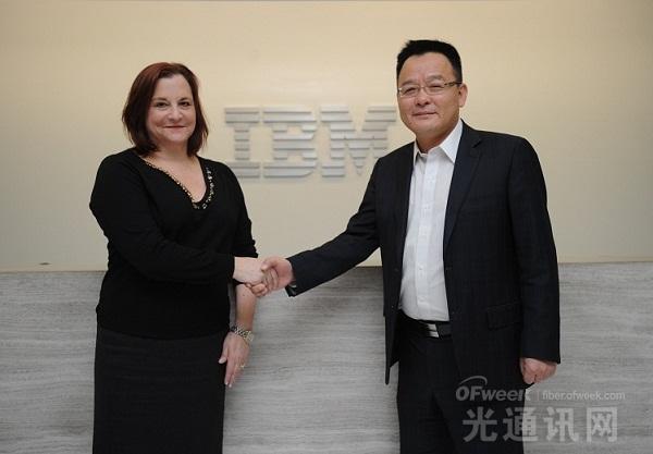 IBM将SCE+引入中国   开启中国高价值云计算新篇章