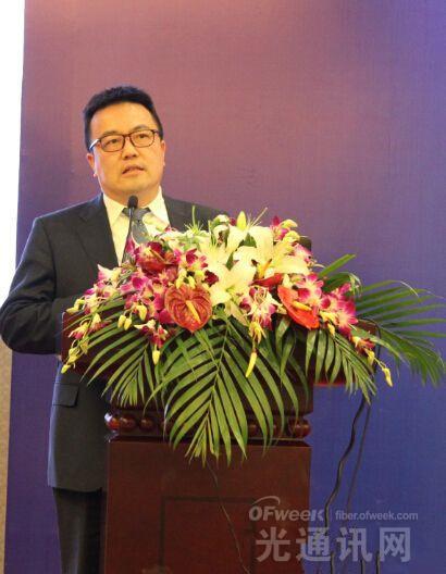 庄丹:走向海外是中国光通信企业的必然选择