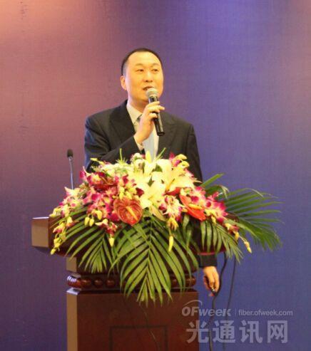 烽火科技副总裁王彦亮:深化国企改革 构建新网络