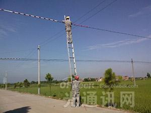 呼和浩特铁通开展光缆维护培训提高员工技能