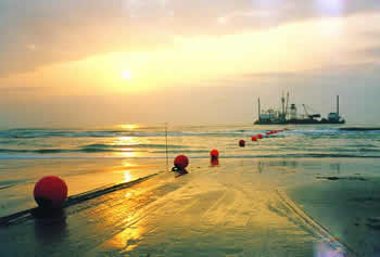 中国软实力拟建海底光缆项目