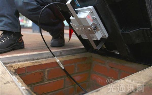 别人家的井盖:英国小镇井盖下装166Mbps Wi-Fi