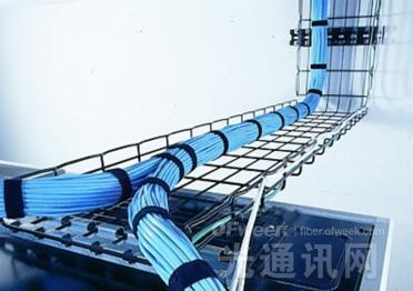 数据中心的成败取决于线缆管理