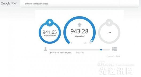 1Gbps的Google Fiber网速到底有多快? 结尾惊呆