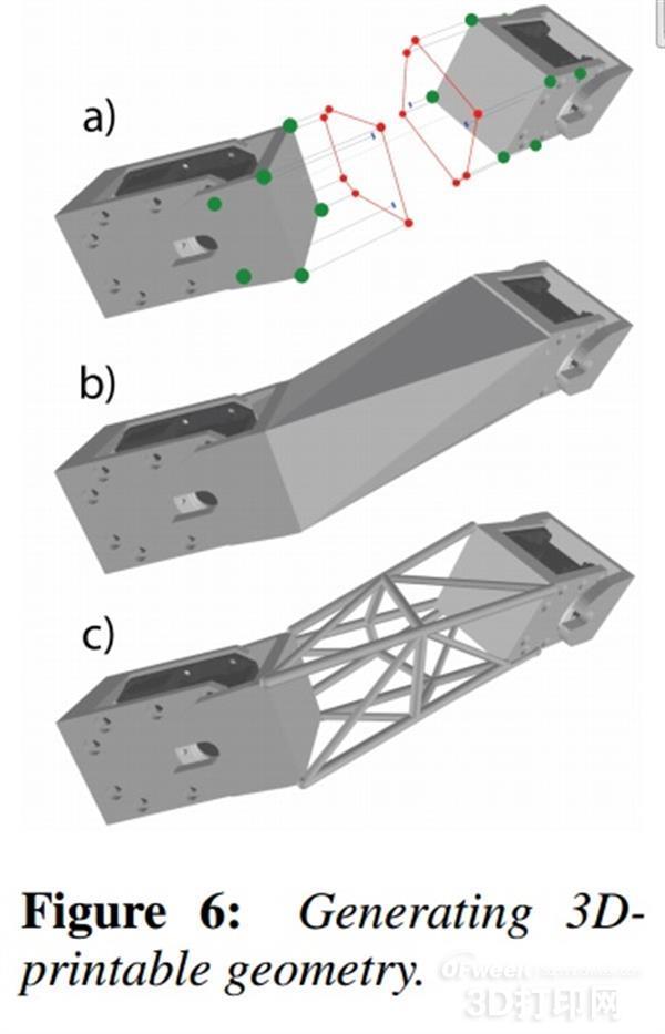 3d模型,可以直接用螺钉或者螺钉或铆钉将伺服电机装