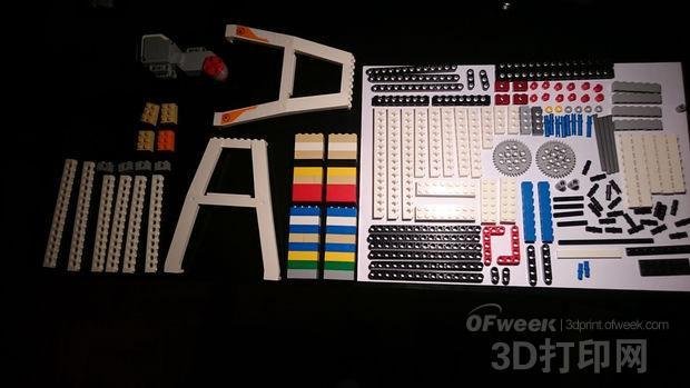 乐高3D打印机3.0版正式推出