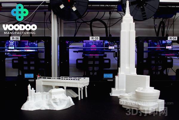 纽约设计展:3d打印高层塔楼备受瞩目