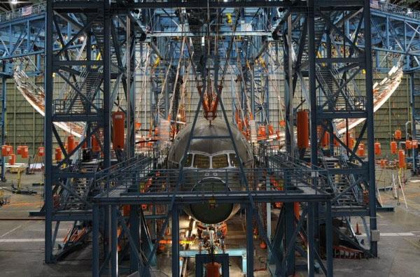 大飞机科普:制造流程