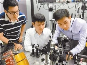 高端仪器研发团队 获4.2亿元政府资助