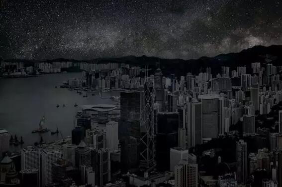 黑暗的城市