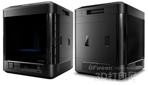Zortrax正式推出Inventure 3D打印机