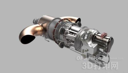 增材制造大有作为 GE航空集团发布新涡桨发动机
