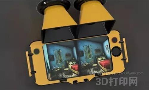 3D打印结合虚拟现实 专治儿童思维分散