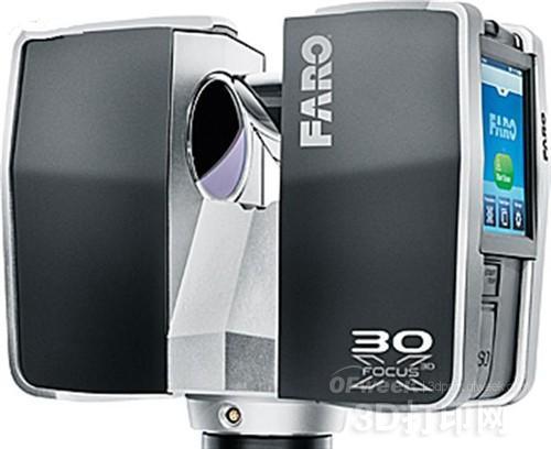 FARO新推超便携3D激光扫描仪