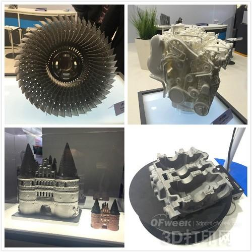 世界顶级3D打印展落幕 中国企业载誉而归