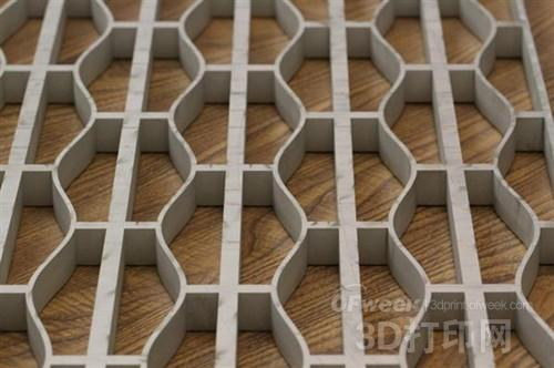 新型3D打印能量吸收材料问世 商业前景巨大
